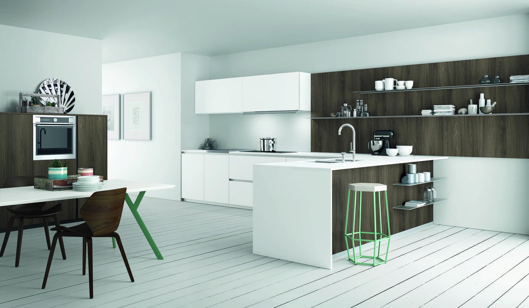 Arredamento e mobili per cucine a trento metrocubo for Offerte cucine trento
