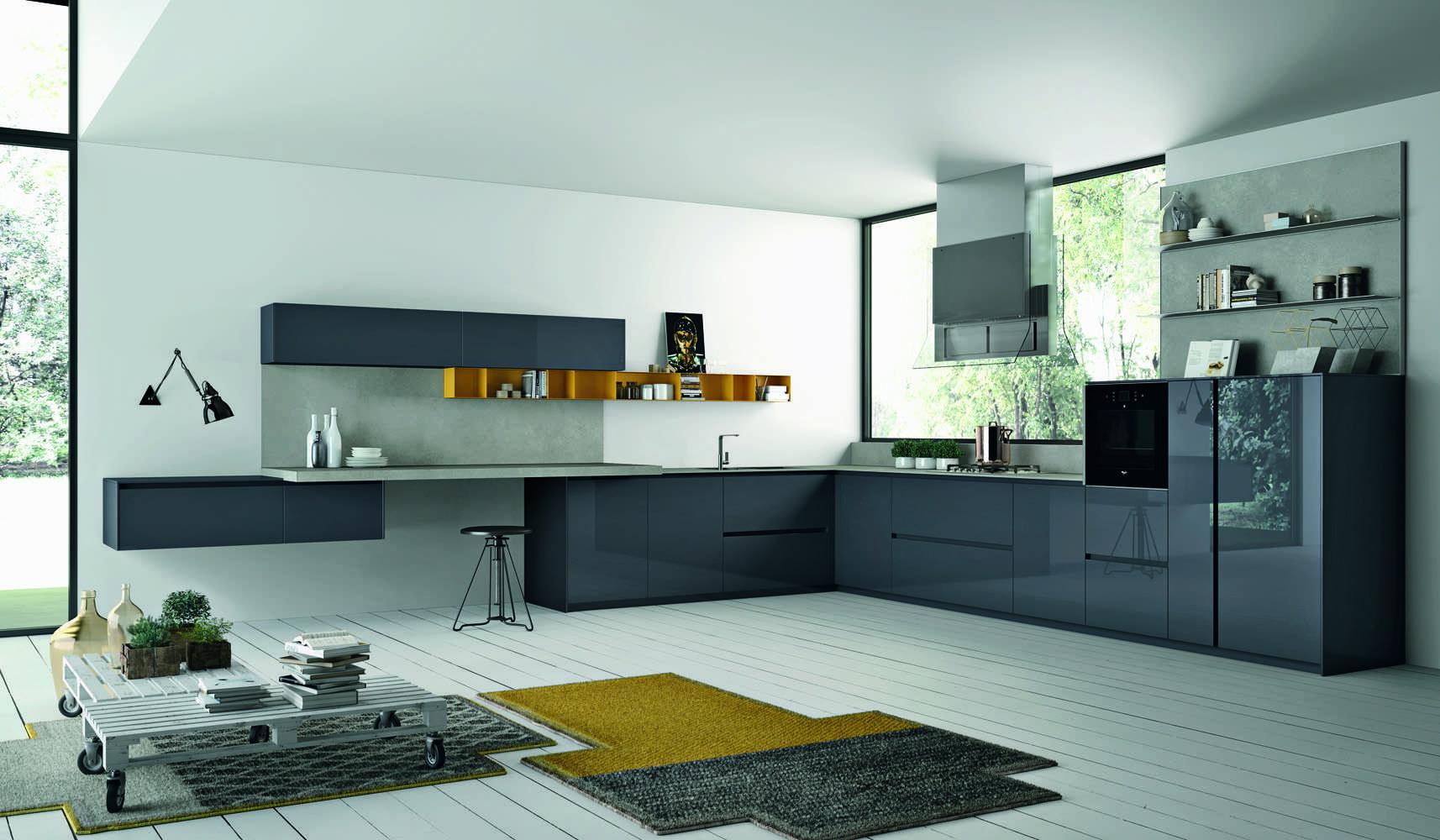 Arredamento e mobili per cucine a trento metrocubo for Arredamento trento